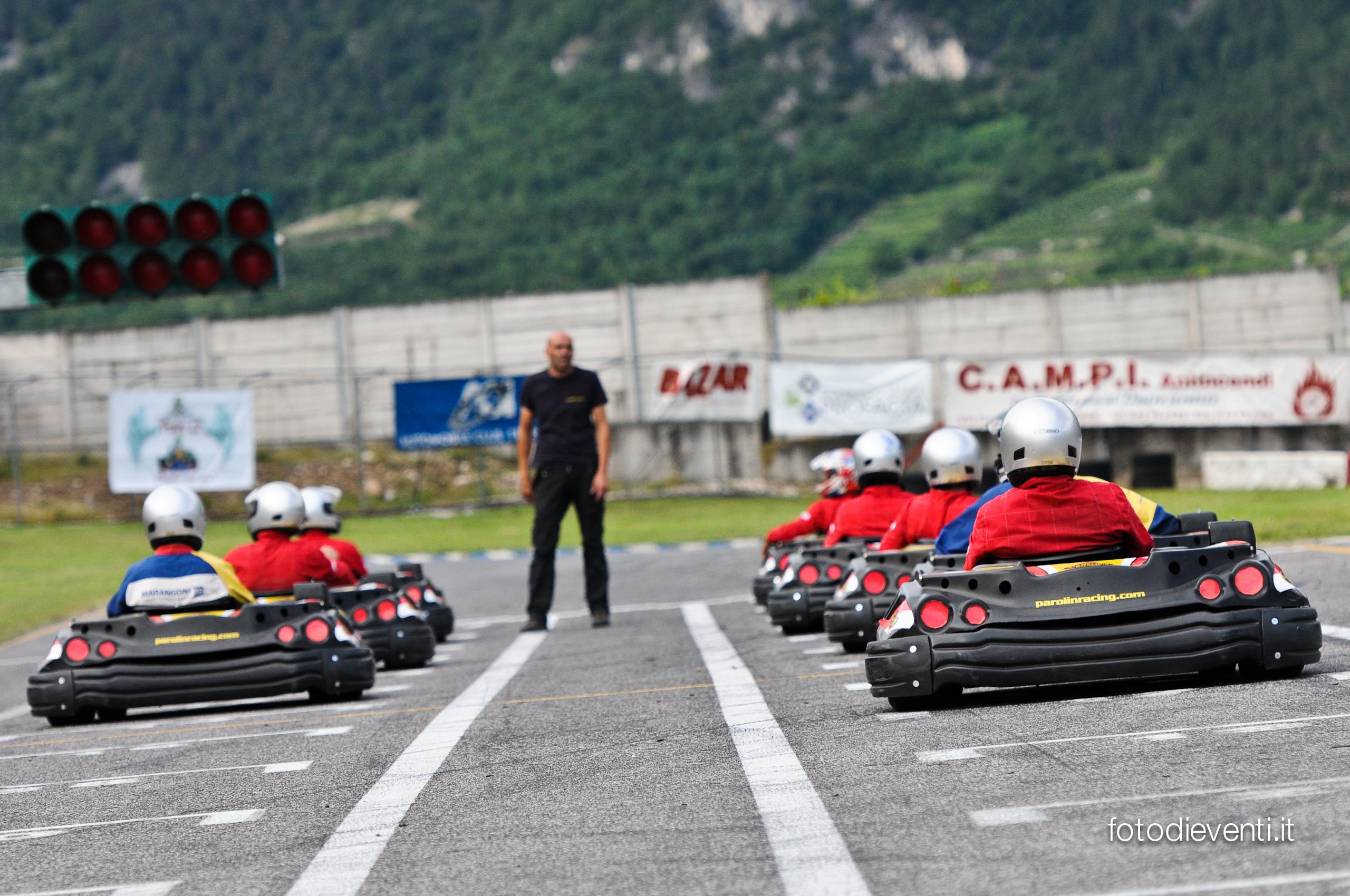 Gran Premio Kart GARDACASA
