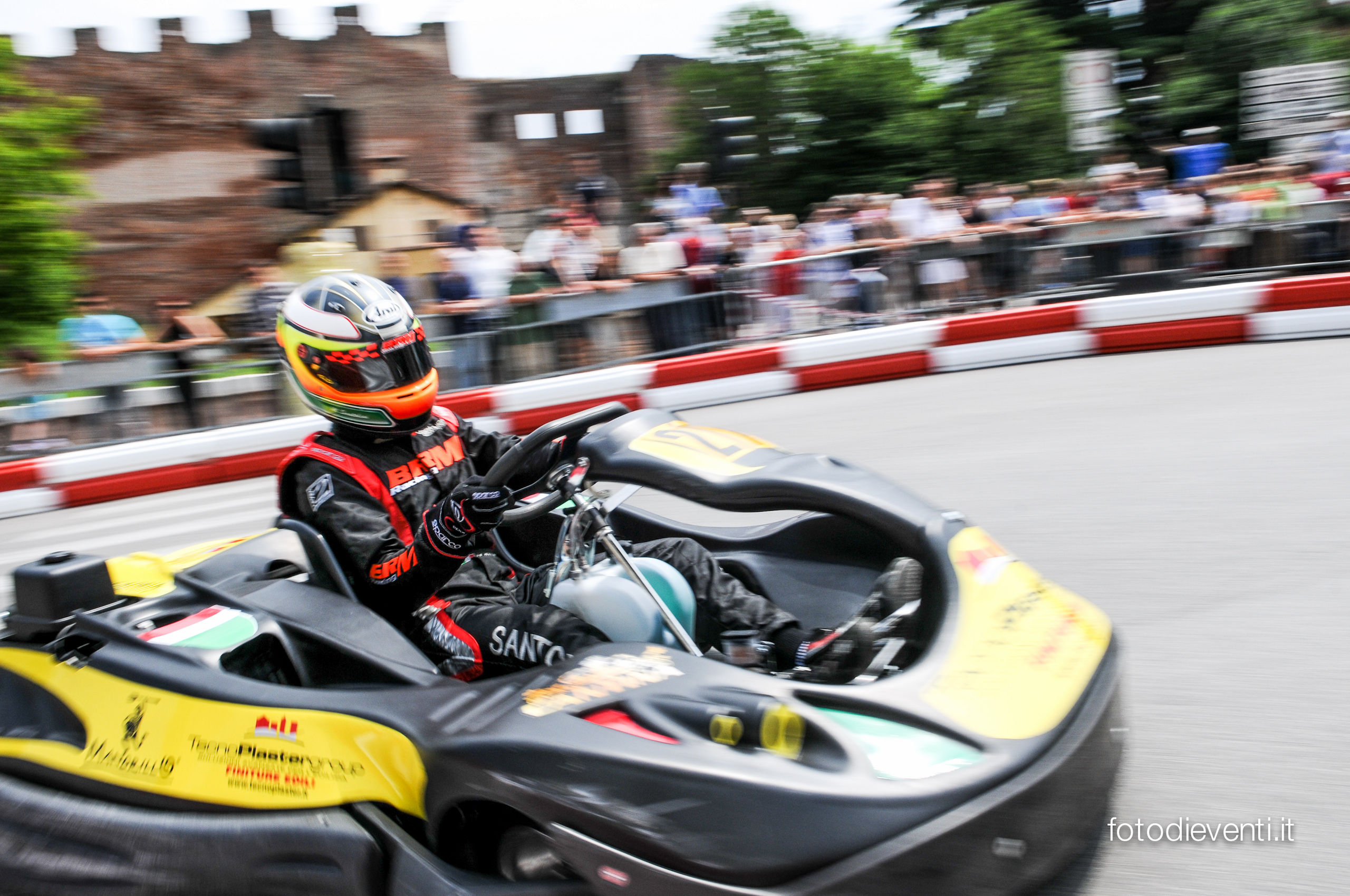 2 GOkart in Piazza @ Catelfranco Veneto (TV)