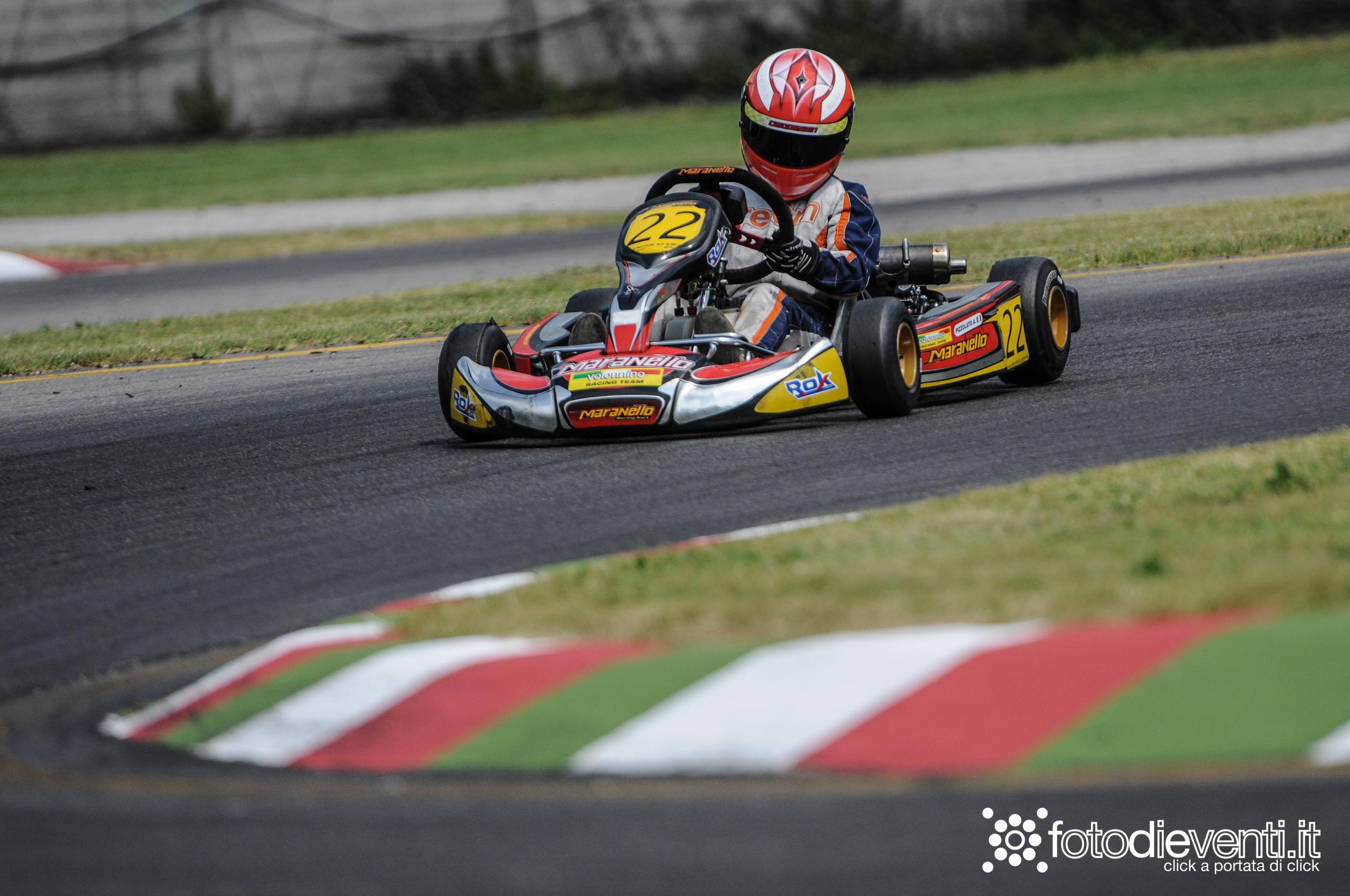 Trofeo F.I.R. – Campionato ROK 2012