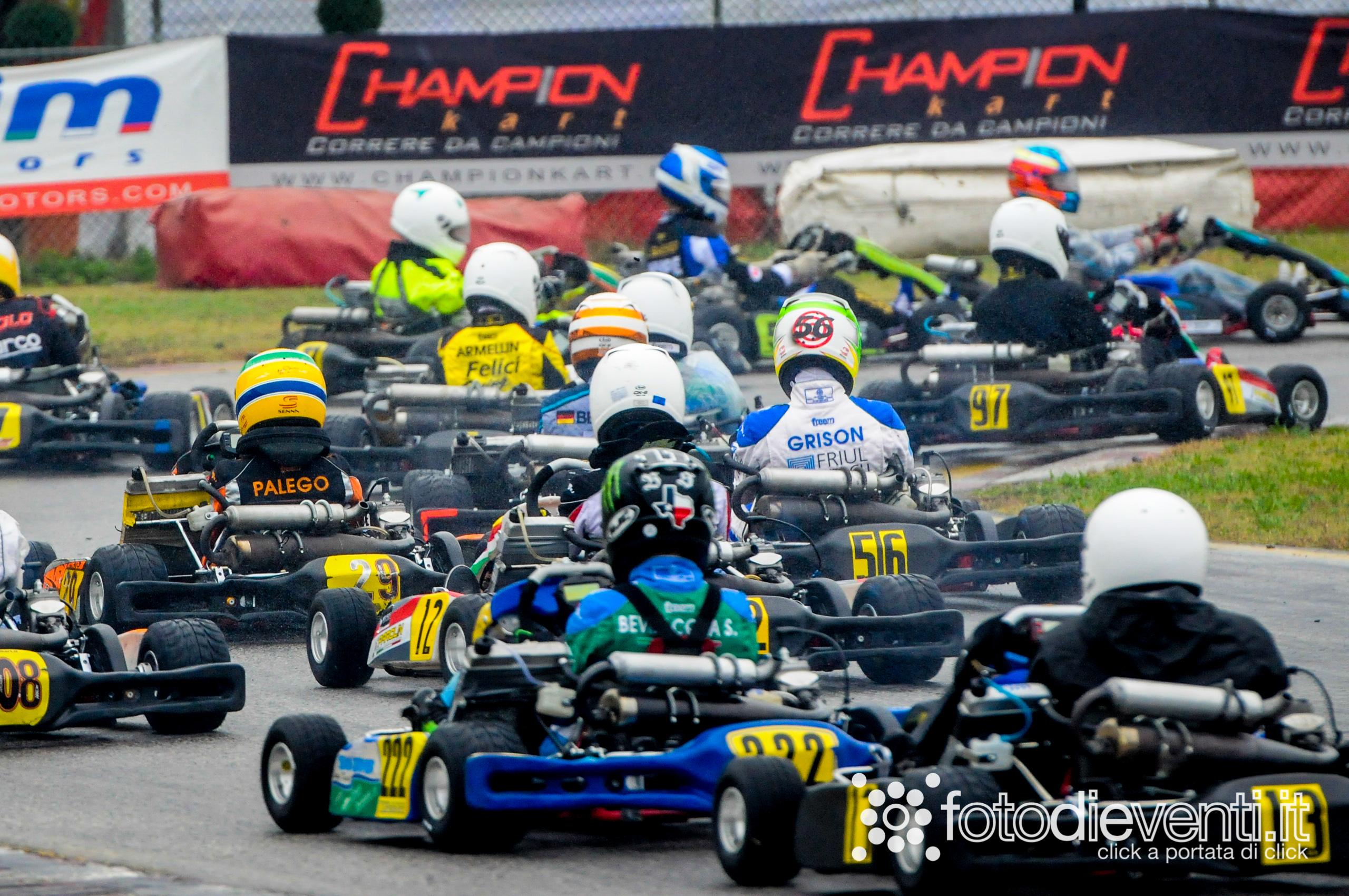 Championkart International Final 2013