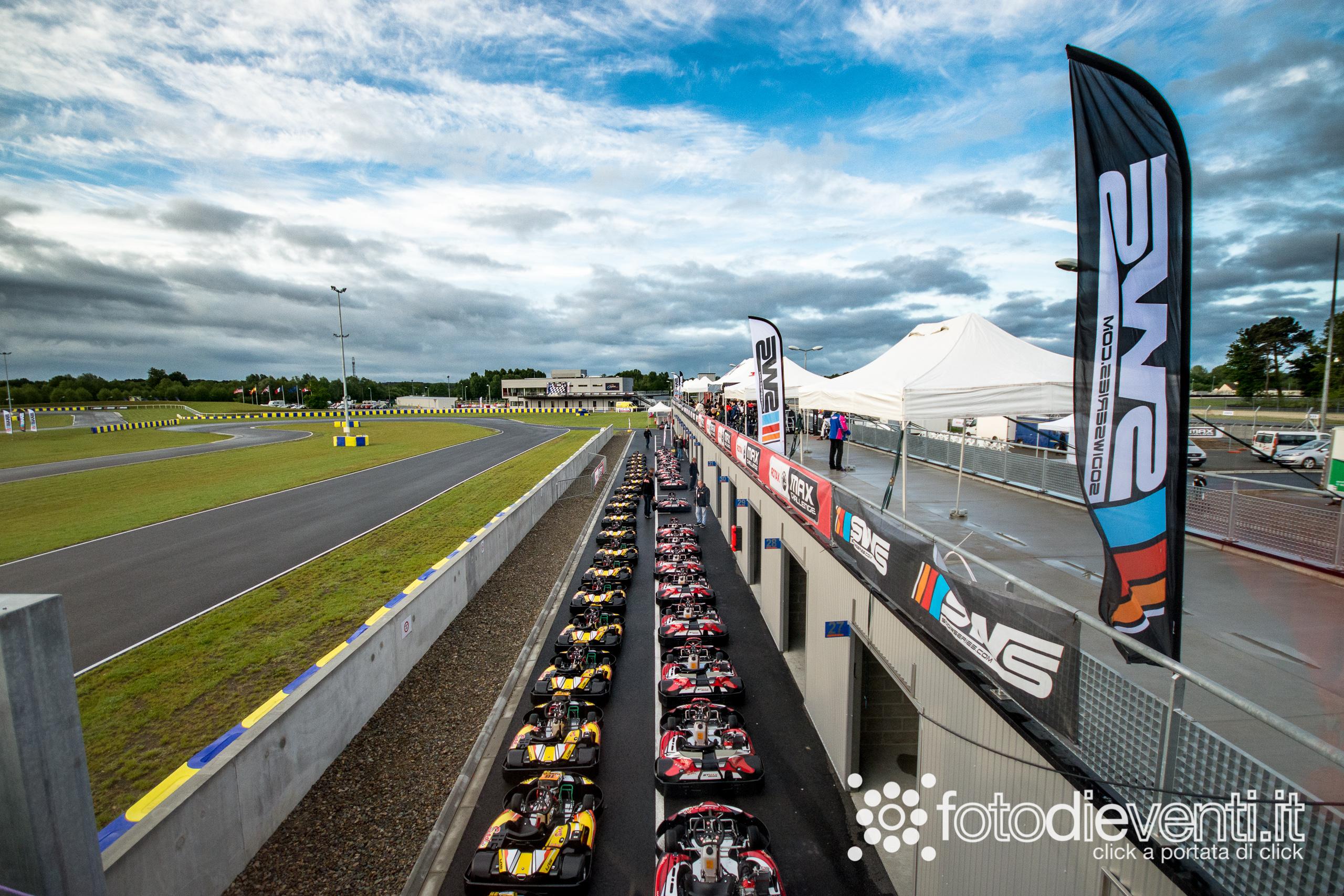 SWS World Series 2014@Le Mans (F)