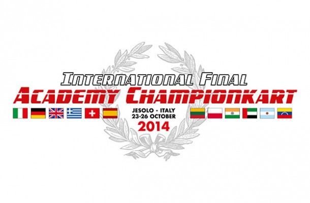 Academy Championkart2014 International Final